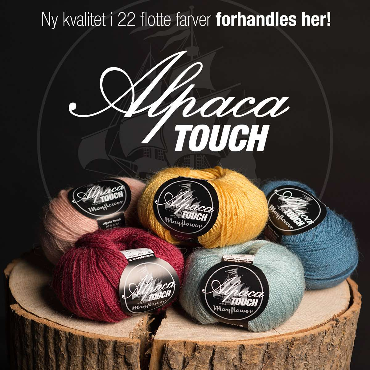 Mayflower Alpaca Touch
