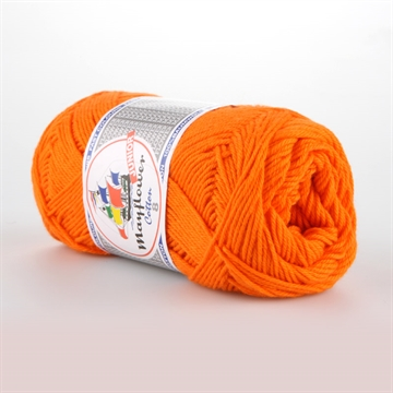 Cotton junior Mayflower orange