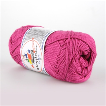 Cotton junior Mayflower pink