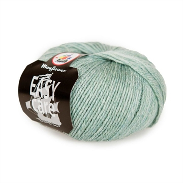 Mayflower uldgarn easy care lys aquamarine