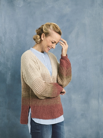 Sweater patentstrik