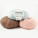 Mohair + Wool Onion