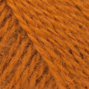 Mohair + Wool - orange, 12