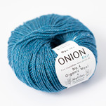 Onion no 4 Organic Wool+Nettles